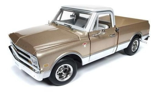 Chevrolet C-10 1968 Fleet Side Pickup Truck 1:18 Autoworld