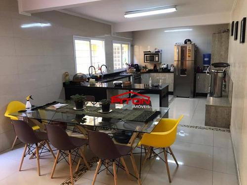 Imagem 1 de 17 de Sobrado Com 3 Dormitórios À Venda, 180 M² Por R$ 640.000,00 - Penha De França - São Paulo/sp - So2689