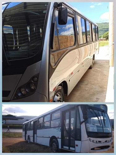 Imagem 1 de 9 de 1 Micro Onibus Neobus Agrale 2008 31 Lugares 3 Urbano 54 L