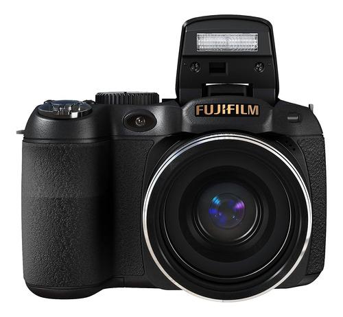 Fujifilm FinePix S2800HD compacta color negro