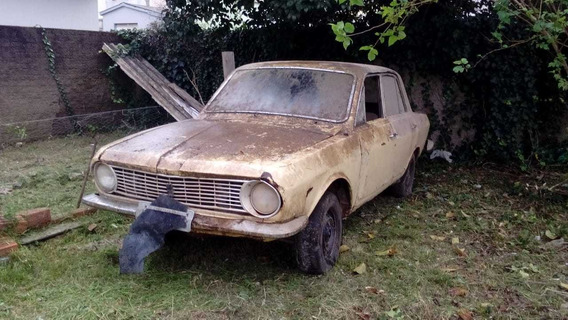 Ford Corcel 1, 4 Portas