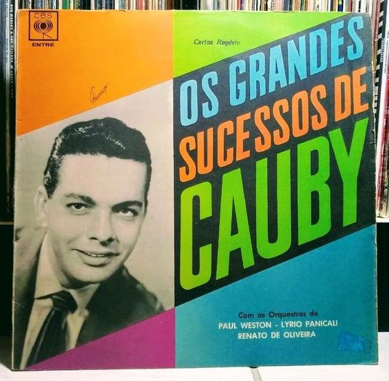 Lp Cauby Peixoto Os Grandes Sucessos De Cauby 1972
