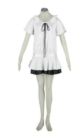 Hatsune Miku World Is Mine Vestido Blanco Vocaloid - Cosplay