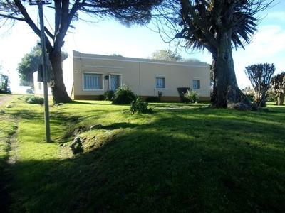 Chacra, Casa Amplia, Acceso Ruta 1 Y 5, Gran Terreno !!!