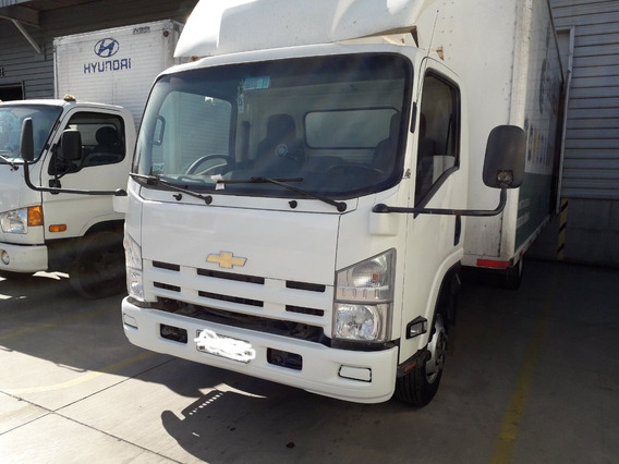 Chevrolet Nqr 919 2014 Furgon Carga General Credito Recibo