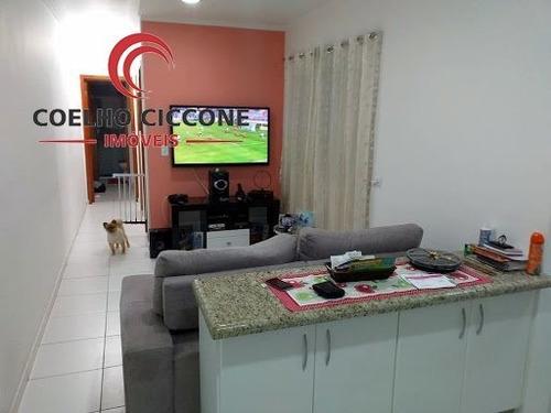 Imagem 1 de 11 de Apartamento Terreo Em Vila Tibirica - Santo Andre - V-3713