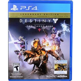 Destiny The Taken King - Ps4 - Juego Fisico - Megagames