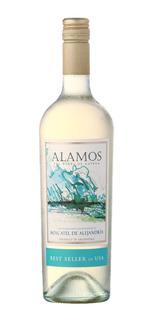 Vino Alamos Moscatel De Alejandria X750cc