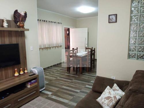 Sobrado Com 2 Dormitórios À Venda, 176 M² Por R$ 535.000 - Chácara Belenzinho - São Paulo/sp - So0092