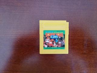 Gameboy Donkey Kong