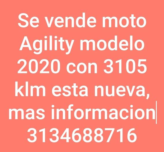 Agility 2020