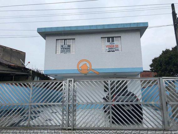 Casa De Condomínio Com 1 Dorm, Cidade Naútica, São Vicente - R$ 150 Mil, Cod: 223 - V223