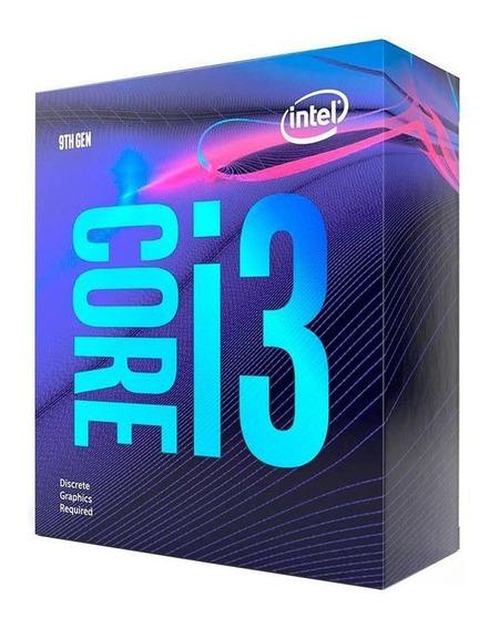 Proc Intel 1151 Core I3-9100f 3.6ghz Box