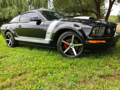 Ford Mustang 2007 Gt 8 Cil. 4.6l, Transmission Manual