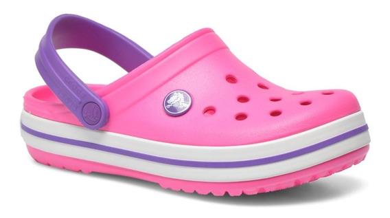 Crocs Crocband Niños Originales 100% Vs Colores Abc Deportes