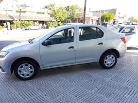 Renault Logan Expression 4p 0km Anticipo Y Cuotas Burdeos 2