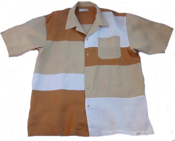 Camisa 2xl Pj Mark Lino