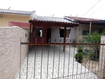 Casa Em Potecas, São José/sc De 60m² 2 Quartos À Venda Por R$ 191.000,00 - Ca186126