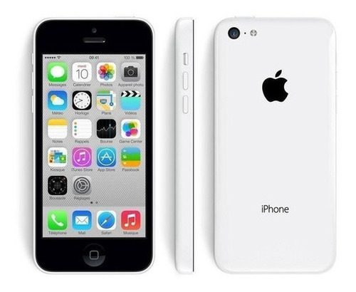 iPhone Apple 5c Branco 12gb Original Com Garantia