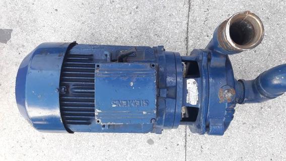 Bomba De Agua Ihm 10 Hp Siemens + Pulmon Remate