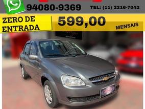Chevrolet Classic Ls Vhc E (flex) 2011 2012 Zero De Entrad