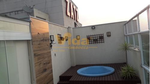 Apartamento Cobertura 3 Dorm A Venda Em Vila Osasco - Osasco