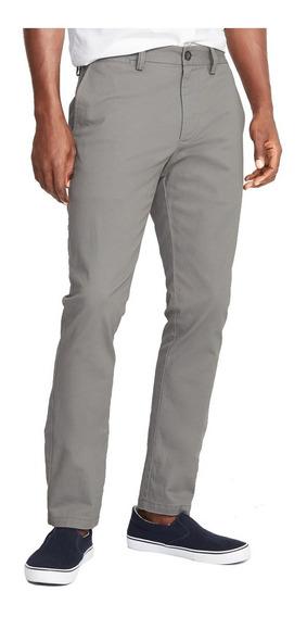 Pantalón Hombre Khaki Corte Skinny Flex 343738 Old Navy