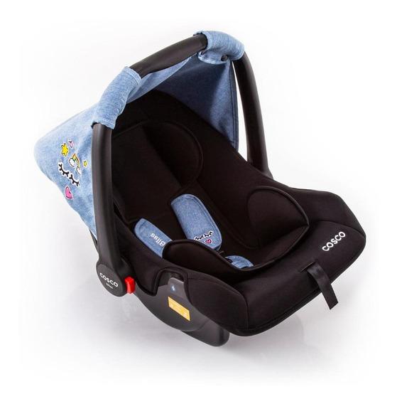 Bebê conforto Cosco Bliss Azul-patch