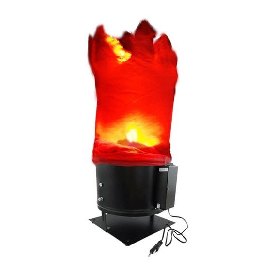 Chama Circular Lumyna Light Cc 70 Fogo Virtual 70cm 220volts