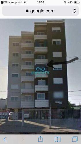 Imagem 1 de 17 de Apartamento Com 2 Dorms, Bom Princípio, Gravataí - R$ 250 Mil, Cod: 1247 - V1247