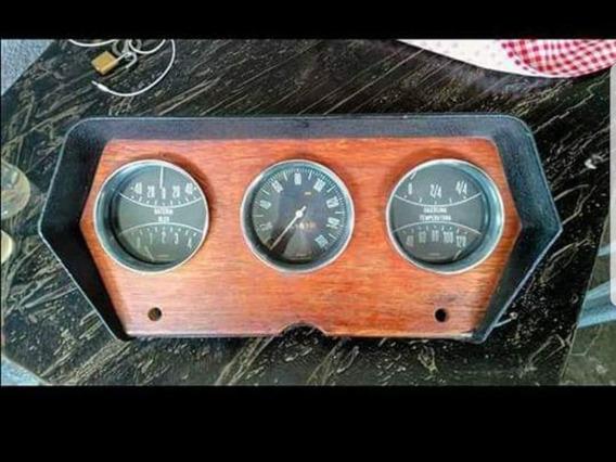Painel Aero Willys, Itamaraty Completo
