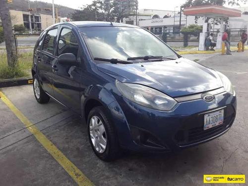 Ford Fiesta Move-automático