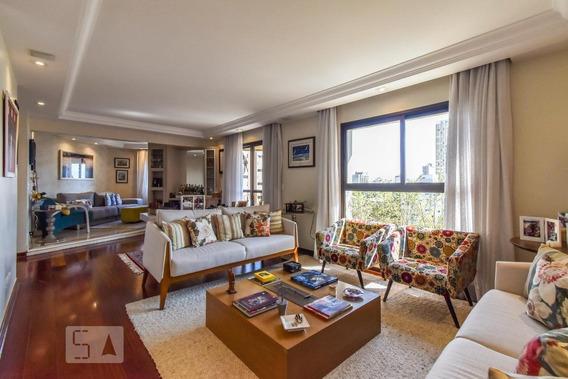 Apartamento Para Aluguel - Sumaré, 3 Quartos, 180 - 893049899