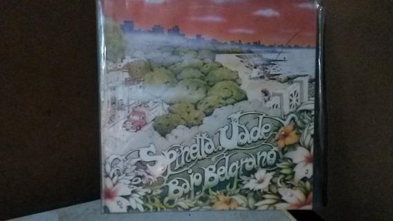 Vinilo Luis Alberto Spinetta Bajo Belgrano 1983