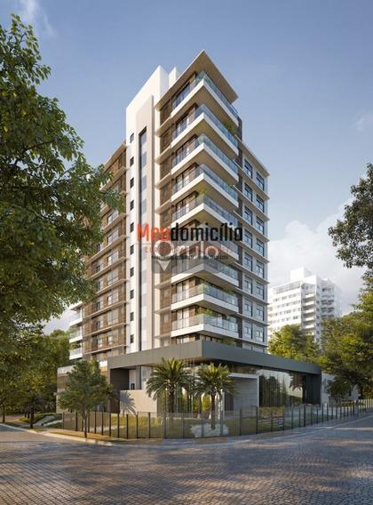 Apartamento A Venda No Bairro Petrópolis Em Porto Alegre - - 15760md-1