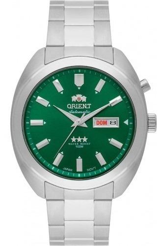 Relógio Masculino Orient Automático 469ss077 E1sx