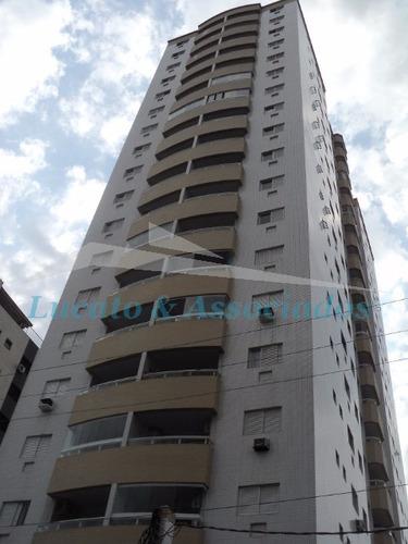 Apartamento Na Guilhermina, 02 Dormitórios Sendo 01 Suite - Ap00994 - 3495002