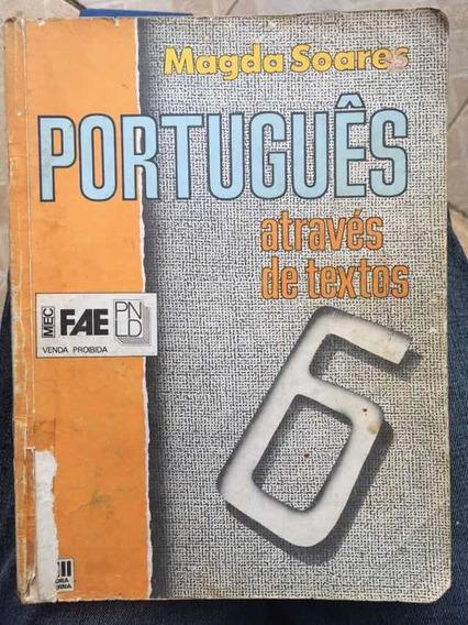 Livro De Português 6ª Série Magda Soares Editora Moderna
