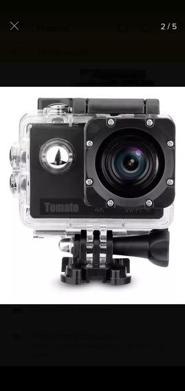 Action Camera Sport Go Pro Wi-fi Lcd Prova D