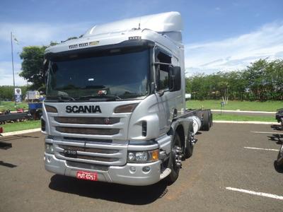 Scania P 310 8x2 Bitruck 2014/2014