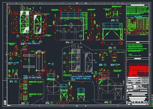 Desenhista Projetista Cadista Mecânico/ Estruturas Metálicas