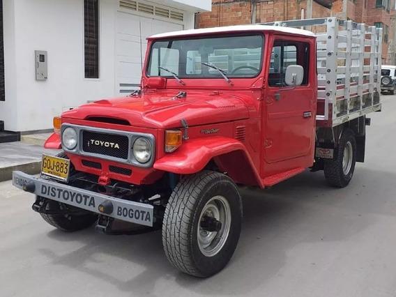 Toyota Prado Fj 45 Mod 82 1995