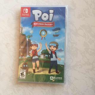 Poi Explorer Edition Nuevo Y Sellado Juegazo Nintendo Switch