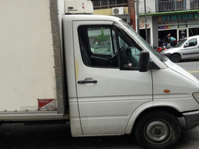Mercedes-benz Sprinter 2.5 310 Furgon 3000 V1 1998