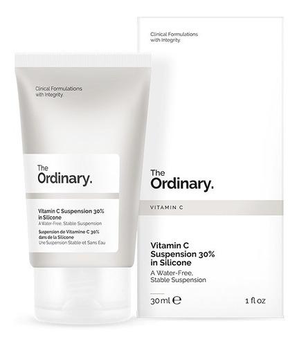 Vitamin C Suspension 30% In Silicone - The Ordinary