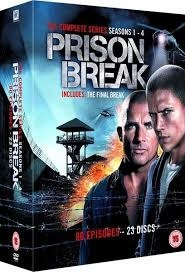 Prison Break Coleccion Completa