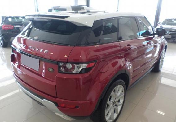 Land Rover Range Rover Evoque2.0 Dynamic 4wd 16v Gasolina