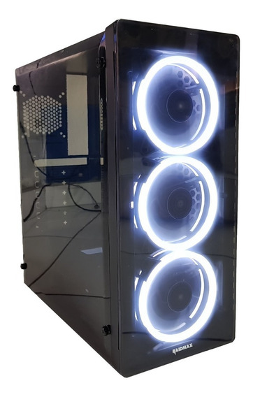 Cpu Gamer Asus/ Core I7/ 16gb/ 1tb/ Wifi/gtx 1080ti/ Gab Led