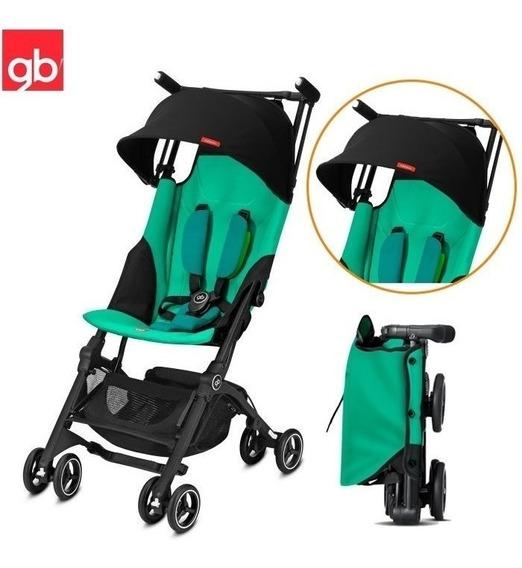 Carrinho Para O Bebê Gb Pockit+ Modelo Novo