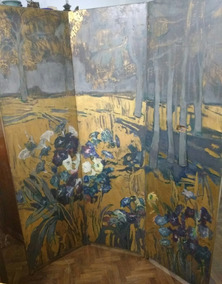 Murales Japoneses Antiguos